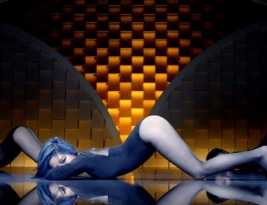 Collant in un video musicale koreano e…in tutte le sue emulazioni